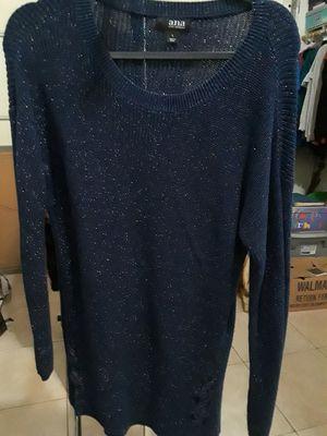 Women- Navy Blue Sweater Size L for Sale in El Cajon, CA