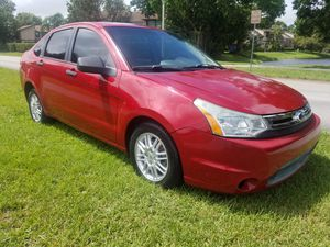 2011. Ford focus. 70k. low miles. excellent for Sale in Pembroke Pines, FL