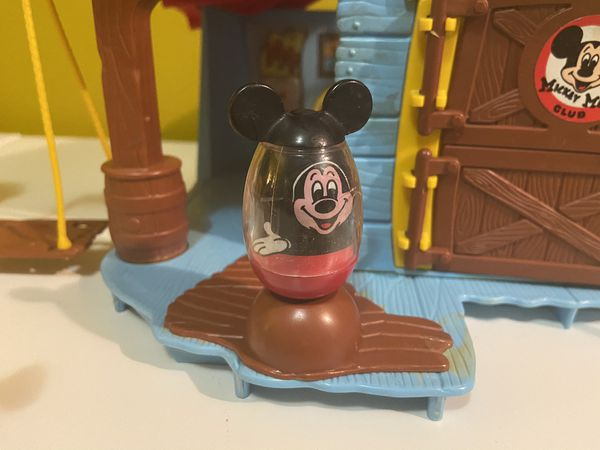 1970s Mickey Mouse Clubhouse Weebles