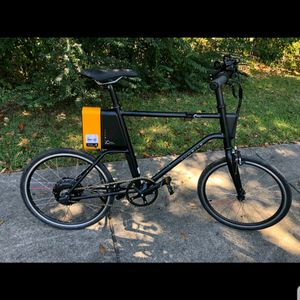 Electric Assist Compact Hybrid Bicycle E-bike Battery Powered for Sale in Cairo, GA
