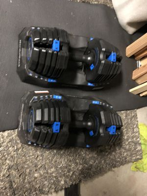 Nordictrack select a weight dumbbells for Sale in San Diego, CA