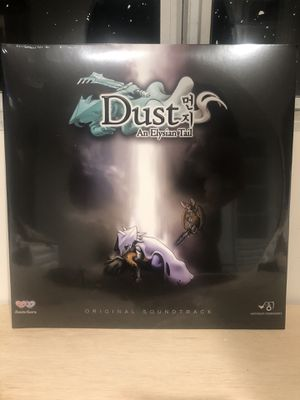 Dust: An Elysian Tail Soundtrack Vinyl Limited Run Games for Sale in Pomona, CA