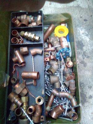 Copper , hammer drill , air compressor for Sale in Temple Hills, MD