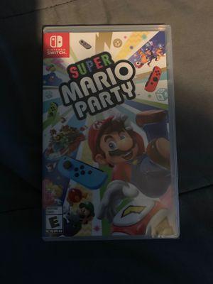 Super Mario party for Sale in Oakland, CA