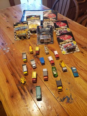 Vintage matchbox and hotwheels for Sale in Liberty, SC