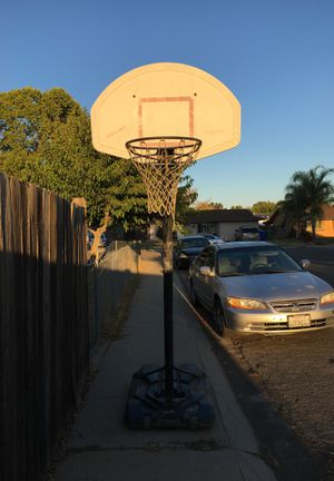 Basketball hoop for Sale in Galt, CA