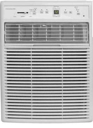 Frigidaire FFRS1022R1 10000 BTU 115-volt Slider/Casement Room Air Conditioner with Full-Function Remote Control for Sale in Los Angeles, CA