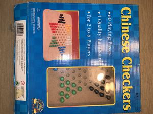 Chinese Checkers full set (with instructions) for Sale in Pepper Pike, OH