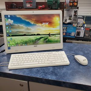 Acer Desktop Computer (Aspire Z1-611) for Sale in Chicago, IL