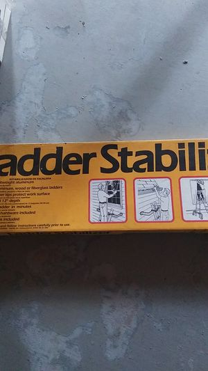Ladder stabilizer for Sale in Sunbury, PA