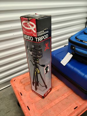 Tripod: Quantum International ST-88 for Sale in Everett, WA