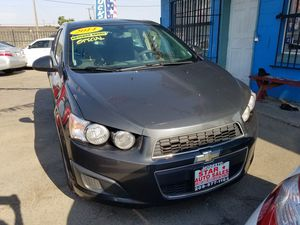 2014 CHEVY SONIC LT CLEAN for Sale in Modesto, CA