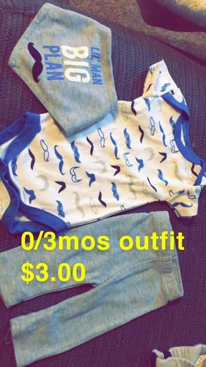 Infant outfits for Sale in Buchanan, VA