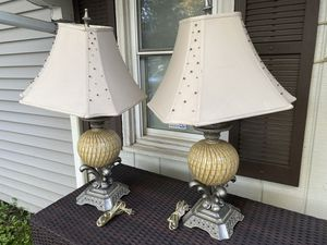 Antique lamps for Sale in Bolingbrook, IL