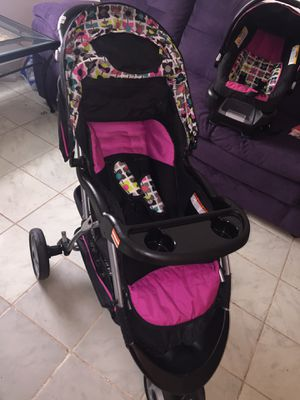 Babytrend stroller and car seat for Sale in Houston, TX
