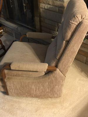 Rocker recliner for Sale in Chardon, OH