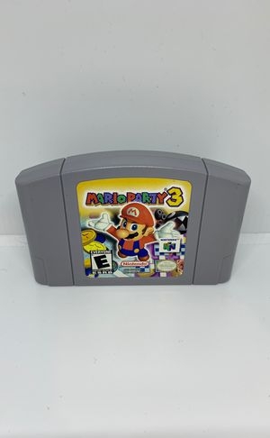 Mario Party 3 N64 for Sale in La Plata, MD