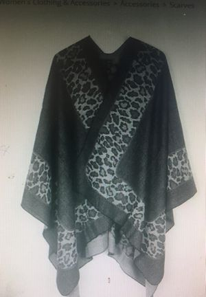 Poncho/cape shawl for Sale in Alexandria, VA