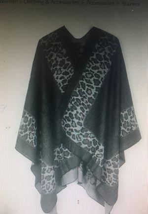 Poncho/cape shawl for Sale in Alexandria, VA