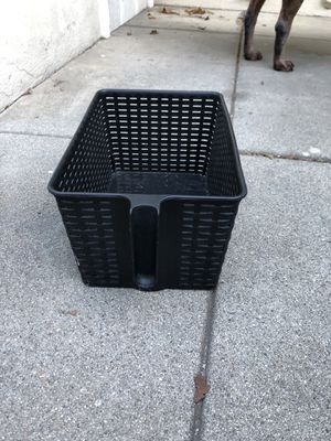 Utility basket for Sale in Beverly Hills, CA