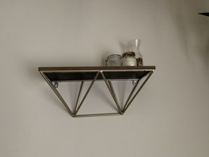 2 Wall shelves nick back included for Sale in Maple Shade Township, NJ