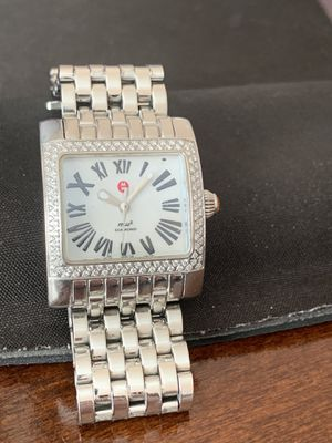 Michel Women's MW2 Diamond Stainless Steel watch w/ Stainless steel band for Sale in Las Vegas, NV