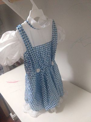 Toddler Dorothy costume -2/3T for Sale in San Diego, CA