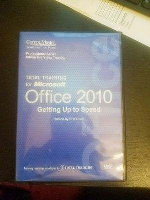 Total Training for Microsoft Office 2010 for Sale in Silver Spring, MD