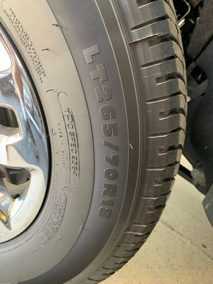 Rims and tires for Sale in Fontana, CA