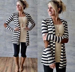 Brand new women's size Small/Medium Black & white long sleeve patchwork cardigan for Sale in Seminole, FL