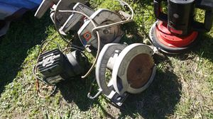 Power tools chainsaws and a compressor for Sale in Orlando, FL