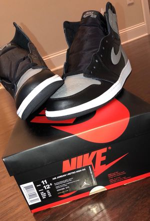 Jordan 1 Shadow size 11 Men's for Sale in Bradenton, FL