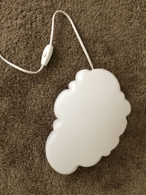 Baby night light - Cloud for Sale in Evansville, IN