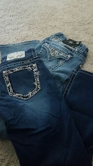Miss me jeans for Sale in Clear Lake, IA