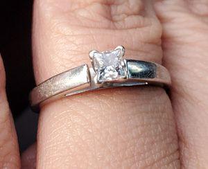 14k white gold diamond ring for Sale in Bristol, CT