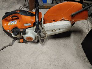 STIHL SAW TS 420 for Sale in Fort Worth, TX