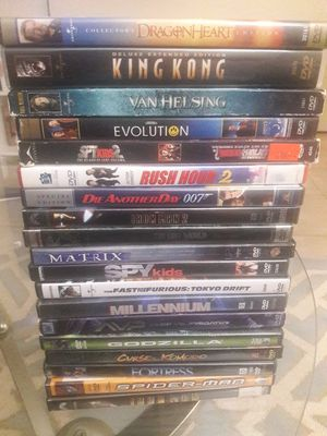 Movies, all for $25 for Sale in Fort Lauderdale, FL