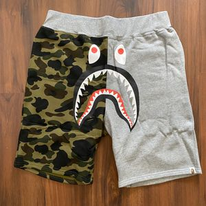 Bape half 1st camo shark shorts size S and L for Sale in Malden, MA