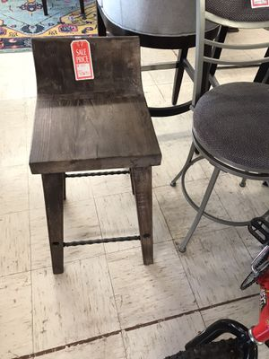 Bar/ counter stool for Sale in Oklahoma City, OK