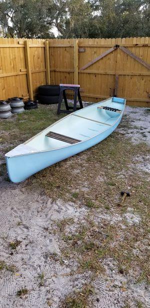 Canoe 13 ft 10 inch for Sale in Sebring, FL