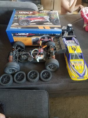 Rc car Wolf for Sale in Santa Ana, CA