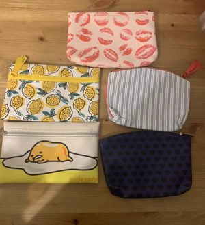Make up bags for Sale in Seymour, CT