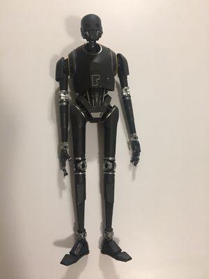 Starwars Hot toys 1/6 scale K2SO MMS406 figure for Sale in Las Vegas, NV