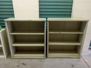 Borroughs heavy duty metal adjustable shelf units 36x42 for Sale in Roswell, GA