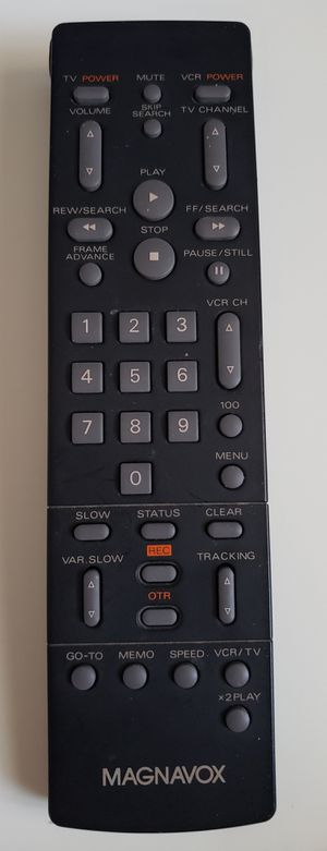 Magnavox Remote Control Genuine 4835 218 37083 TV VCR . for Sale in Silver Spring, MD