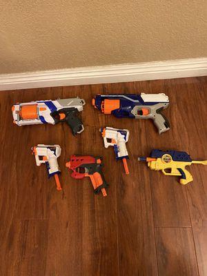 Nerf guns for Sale in Roseville, CA