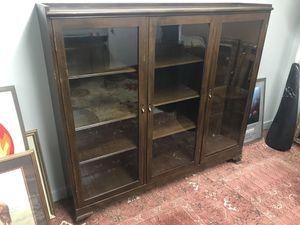 Antique cabinet around 1905 for Sale in Denver, CO