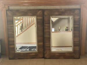 Twin mirror set for Sale in Whitehall, OH