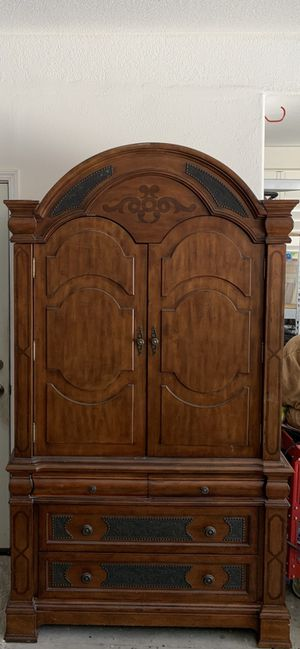 Armoire from Ashley furniture for Sale in Las Vegas, NV