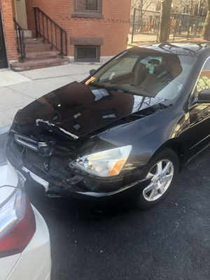 2005 Honda Accord for parts of repairs for Sale in Boston, MA